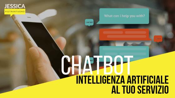 Chatbot, intelligenza artificiale al tuo servizio
